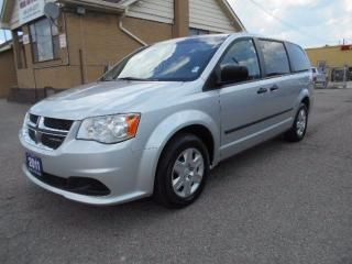 Used 2011 Dodge Grand Caravan C/V Cargo 3.6L V6 Loaded Certified ONLY 51,000KMs for sale in Etobicoke, ON