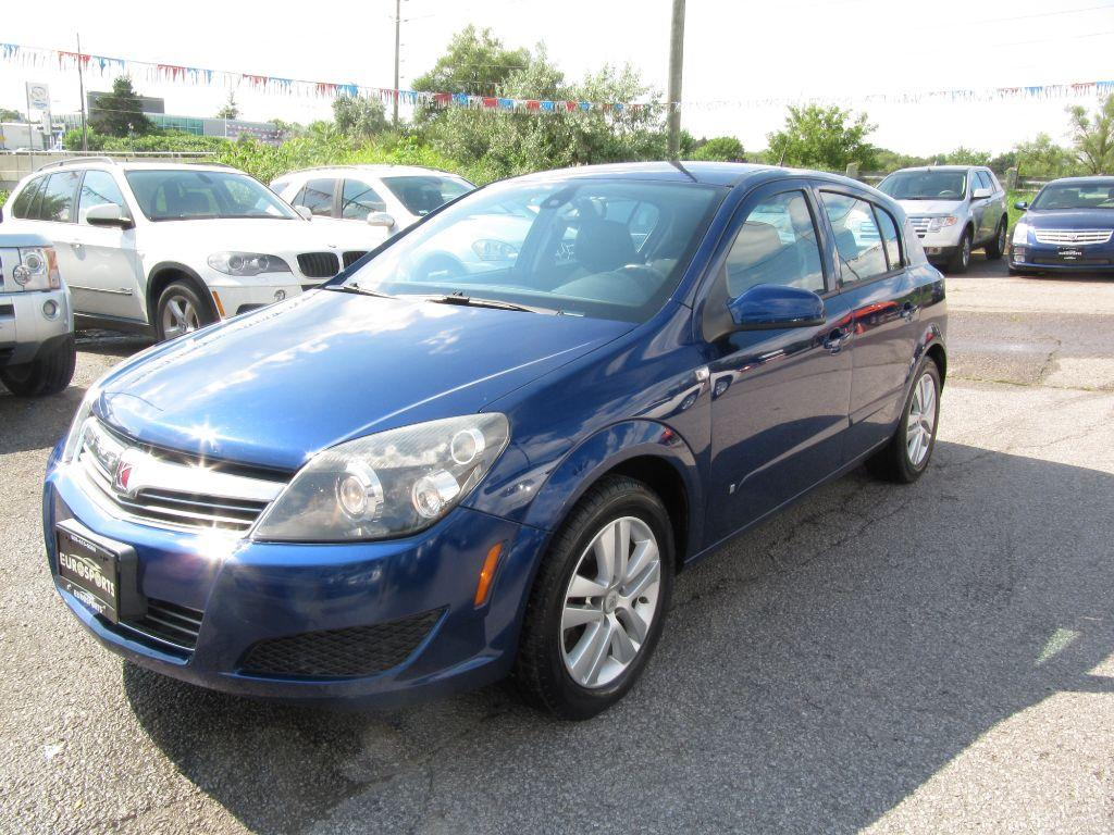 used 2008 saturn astra xe auto for sale in newmarket ontario. Black Bedroom Furniture Sets. Home Design Ideas