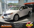 Used 2013 Lincoln MKS Eco boost *TWIN-TURBO* *LOW KM *MASSAGE SEATS*AWD* for sale in Winnipeg, MB