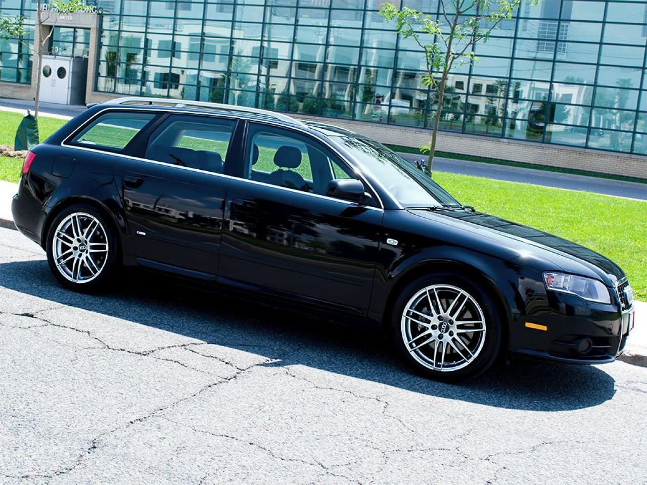 2007 Audi A4 3.2|S LINE|AVANT|LEATHER|SUNROOF|ALLOYS