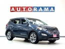 Used 2013 Hyundai Santa Fe LIMITED NAVI LEATHER PAN SUNROOF AWD BACKUP CAM for sale in North York, ON