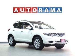 Used 2014 Nissan Murano SV 4WD BACKUP CAM PANORAMIC SUNROOF for sale in North York, ON
