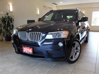 Used 2014 BMW X3 xDrive35i M Sport PKG|Heads-UP|Navi|360Cam for sale in Toronto, ON