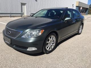 Used 2007 Lexus LS 460 SWB for sale in Mississauga, ON