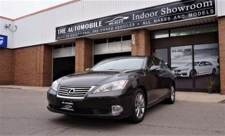 Used 2011 Lexus ES 350 ULTRA PREMIUM PKG NAVI BACK UP NO ACCIDENT for sale in Mississauga, ON