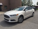 Used 2013 Ford Fusion SE - ECO BOOST - MICROSOFT SYNC - ALLOYS for sale in Aurora, ON