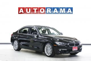 Used 2015 BMW 328xi NAVIGATION AWD LEATHER SUNROOF for sale in North York, ON