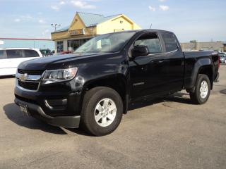 Used 2015 Chevrolet Colorado ExtCab 4X4 2.5L Backup Camera 6ftBox for sale in Brantford, ON