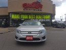 Used 2012 Ford Fusion SEL LEATHER POWER ROOF SPOILER ALLOYS H-TED SEATS for sale in Scarborough, ON
