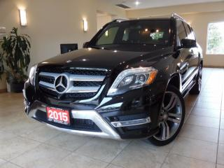 Used 2015 Mercedes-Benz GLK-Class GLK250 BlueTEC NAVI|360CAM|PANOROOF for sale in Toronto, ON