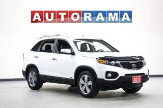 Used 2011 Kia Sorento LEATHER SUNROOF 4WD for sale in North York, ON