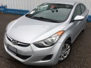 Used 2011 Hyundai Elantra GL *HEATED SEATS* for sale in Kitchener, ON