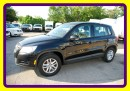 Used 2010 Volkswagen Tiguan 6 speed Manual transmission, Loaded, towing pkg for sale in Woodbridge, ON