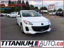 Used 2013 Mazda MAZDA3 BlueTooth+Traction & Cruise Control+New Tires & Br for sale in London, ON