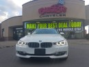 Used 2013 BMW 3 Series 320I XDRIVE, LEATHER P-ROOF WHITE LEATHER for sale in Scarborough, ON