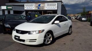 Used 2010 Honda Civic LX SPORT w/P-MOONROOF for sale in Etobicoke, ON
