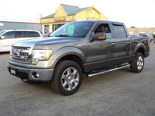 Used 2014 Ford F-150 XLT SuperCrew XTR 4X4 5ft Box for sale in Brantford, ON