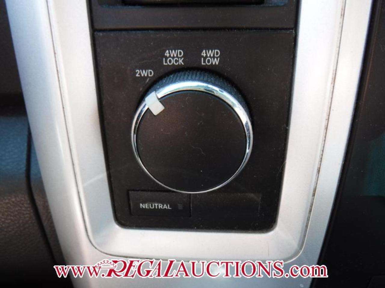 2009 Dodge RAM 1500 SPORT CREW CAB 4WD 5.7L