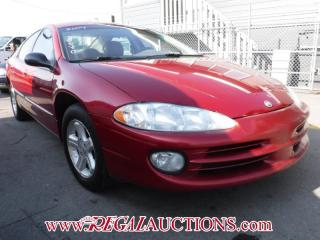 Used 2004 Chrysler INTREPID SXT 4D SEDAN for sale in Calgary, AB