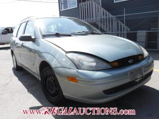 Used 2003 Ford FOCUS SE 4D WAGON for sale in Calgary, AB