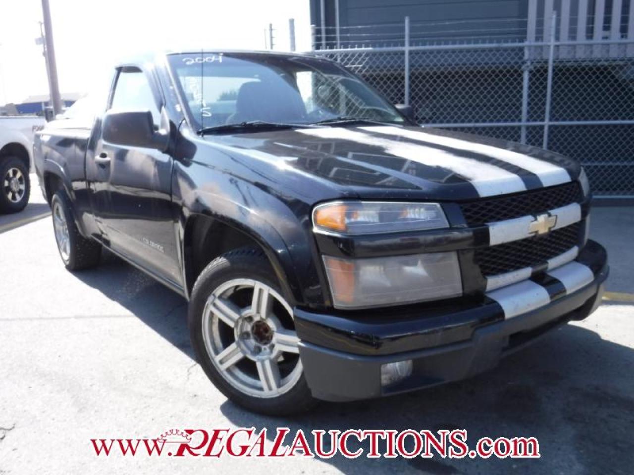 2004 Chevrolet COLORADO  4D UTILITY 2WD 3.5L