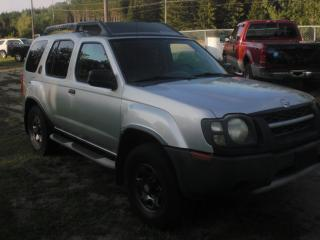 Used 2004 Nissan Xterra ONLY 113K    4X4 for sale in Mansfield, ON