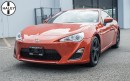 Used 2015 Scion FR-S for sale in Surrey, BC