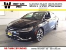 Used 2016 Chrysler 200 C|NAVIGATION|SUNROOF|LEATHER|16,502 KMS for sale in Cambridge, ON