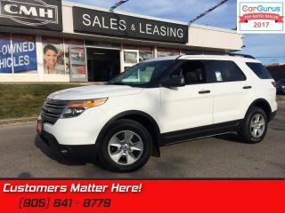 Used 2013 Ford Explorer 4X4, 7 PASSENGER, POWER SEAT, POWER GROUP for sale in St Catharines, ON