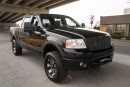Used 2007 Ford F-150 Lariat DVD, Clean for sale in Langley, BC