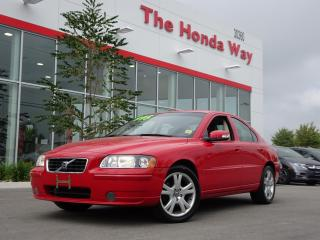Used 2007 Volvo S60 2.5T for sale in Abbotsford, BC