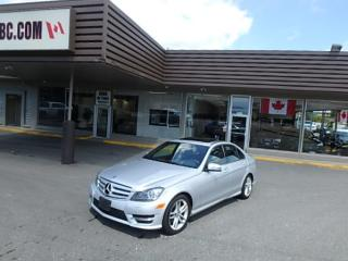 Used 2013 Mercedes-Benz C 300 4MATIC for sale in Langley, BC