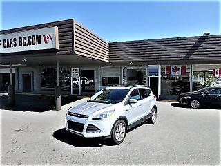 Used 2014 Ford Escape 4WD 2.0L ECO-BOOST for sale in Langley, BC