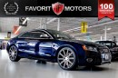 Used 2010 Audi S5 Coupe 4.2L V-8 QUATTRO | NAV | BACK-UP CAMERA for sale in North York, ON