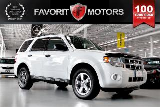 Used 2011 Ford Escape XLT FWD FLEX FUEL | LTHR | SUNROOF | HEATED SEATS for sale in North York, ON