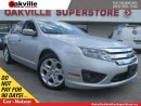Used 2010 Ford Fusion SE 2.5L I4   BLUETOOTH   A/C   LOW KMS   for sale in Oakville, ON