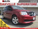 Used 2016 Dodge Grand Caravan SE/SXT | ACCIDENT FREE | ONE OWNER | DVD PLAYER | for sale in Oakville, ON