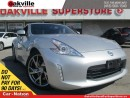 Used 2013 Nissan 370Z ACCIDENT FREE | ONE OWNER | LEATHER | BLUETOOTH for sale in Oakville, ON