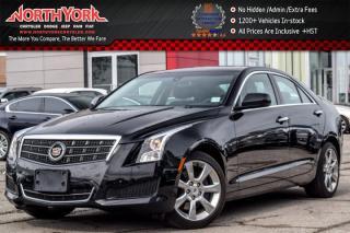 Used 2014 Cadillac ATS Sedan |AWD|Sunroof|BOSE|Heat Frnt.Seats|Sat Radio|Backup_Cam|17