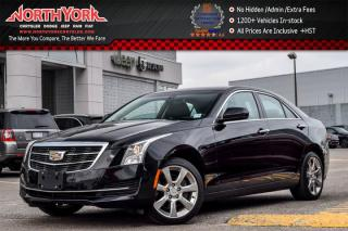 Used 2015 Cadillac ATS Sedan AWD|Sunroof|BOSE|Backup Cam|Heat Frnt.Seats|18