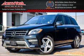 Used 2015 Mercedes-Benz ML-Class ML350 BlueTEC 4Matic|Prem.,ParkAssist Pkgs|Nav|Pano_Sunroof for sale in Thornhill, ON