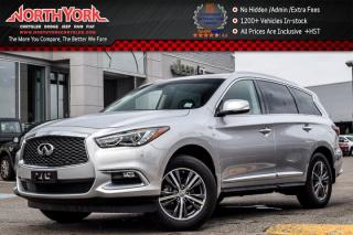 Used 2016 Infiniti QX60 |AWD|Prem.+Pkg|6-Seater|BOSE|Sunroof|Heat Frnt Seats|18