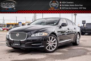 Used 2015 Jaguar XJ Premium Luxury|AWD|Navi|Pano Sunroof|Backup Cam|Bluetooth|Leather|19