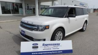Used 2013 Ford Flex SEL 3.7l V6 7 Passenger for sale in Stratford, ON