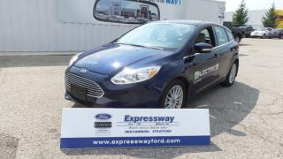 Used 2016 Ford Focus Electric GO Electric  All rebates applied, Save $$$ NOW for sale in Stratford, ON