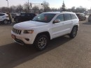 Used 2014 Jeep Grand Cherokee Limited for sale in Morrisburg, ON