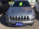 Used 2016 Jeep Cherokee Limited for sale in Morrisburg, ON