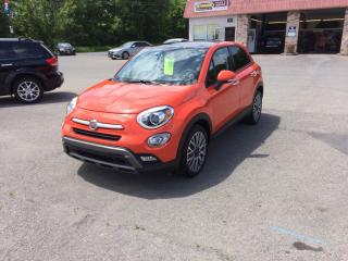 Used 2016 Fiat 500X Trekking for sale in Morrisburg, ON