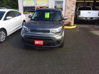 Used 2017 Kia Soul LX for sale in Morrisburg, ON
