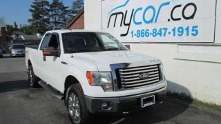 Used 2012 Ford F-150 XLT for sale in Kingston, ON